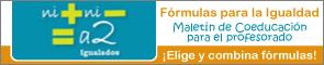 Fórmulas para la Igualdad